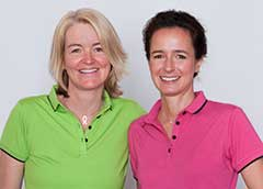 Dr. Anette Schmitz-Habben und Dr. Sarah Dühr