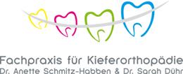 Fachpraxis für Kieferorthopädie Dr. Anette Schmitz-Habben und Dr. Sarah Dühr Logo
